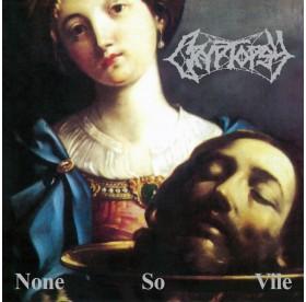 Cryptopsy - None So Vile LP