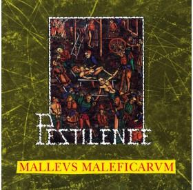 Pestilence - Malleus Maleficarum LP