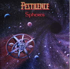 Pestilence - Spheres LP