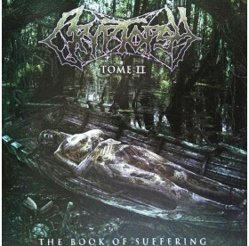 Cryptopsy - Tome II The Book Of Suffering LP