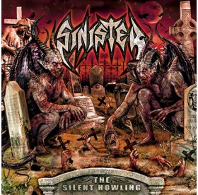 Sinister - The Silent Howling LP