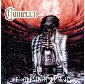 Comecon - Megatrends In Brutality LP