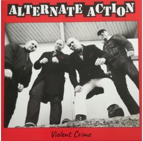 Alternate Action - Violent Crime LP
