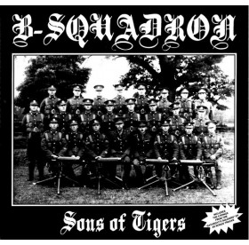 B-Squadron - Sons Of Tigers LP
