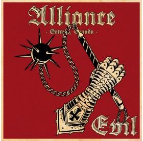 Alliance - Evil CD