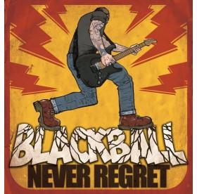 Blackball - Never Regret CD