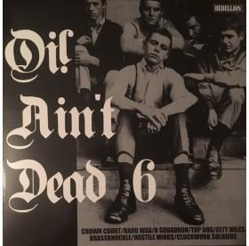 V.A. - Oi! Ain't Dead Vol. 6 CD