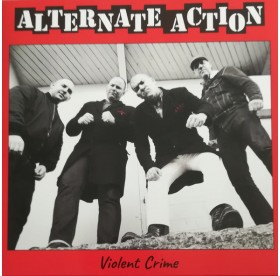 Alternate Action - Violent Crime CD
