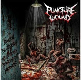 Puncture Wound - Brutal Butchery Of Bargain Basement Bodies MCD