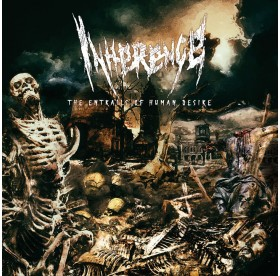 Inherence - The Entrails Of Human Desire CD