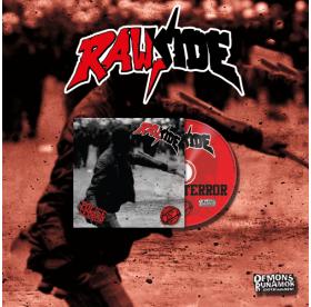 Rawside - Police Terror CD