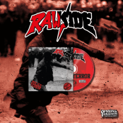 Rawside - Police Terror CD 25th Anniversary Edition