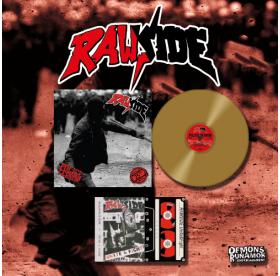 Rawside - Police Terror LP+TAPE
