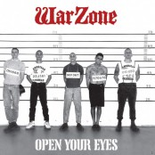 Warzone - Open Your Eyes LP