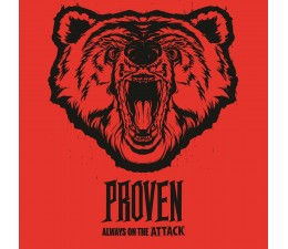 Proven - Always On The Attack CD
