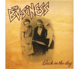 The Business - Back In The Day 7""