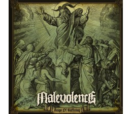 Malevolence - Reign Of Suffering LP