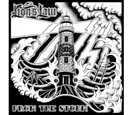 Lion's Law - From The Storm CD