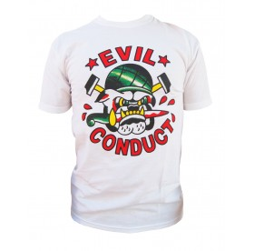 Evil Conduct - Bulldog T-SHIRT