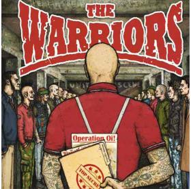 Warriors - Operation Oi! CD