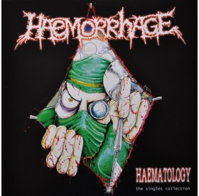 Haemorrhage - Haematology The Singles Collection PART I CD