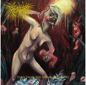 Flesh Tomb - Torn From The Womb Of The Sky MCD
