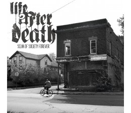 Life After Death - Scum Of Society Forever CD