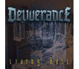 Deliverance - Living Hell CD