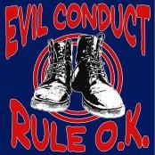 Evil Conduct - Rule O.K. CD
