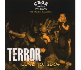 Terror - June 10, 2004 The Bowery Collection LP
