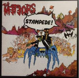Meteors - Stampede LP