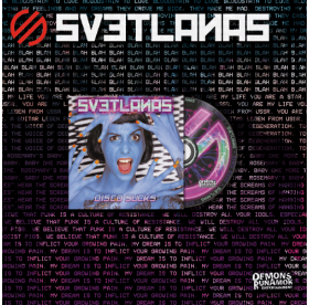 Svetlanas - Disco Sucks CD