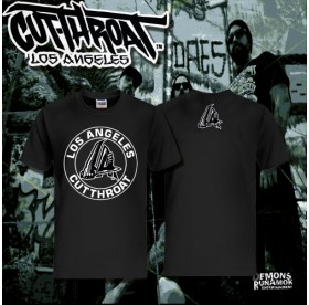 Cutthroat LA - Circle 2 T-Shirt