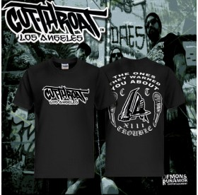 Cutthroat LA - Trouble T-Shirt