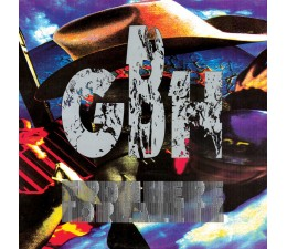 GBH - From Here To Reality LP