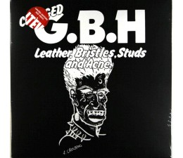 GBH - Leather, Bristles, Studs & Acne LP