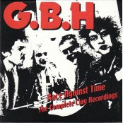 GBH - Race Against Time The Complete Clay Recordings Volumw 2 2LP