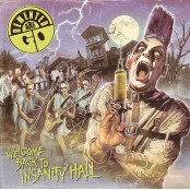 Demented Are Go - Welcome Back To Sanity Hall LP