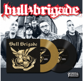 Bull Brigade - Stronger Than Time 7""