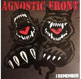 """Agnostic Front - I Remember 7"""""""