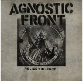 """Agnostic Front - Police Violence 7"""""""