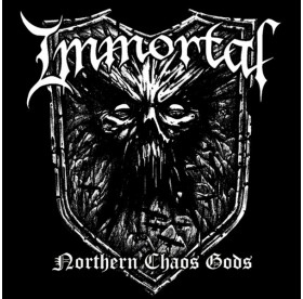 Immortal - Northern Chaos Gods LP