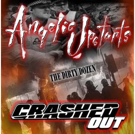 Angelic Upstarts / Crashed Out - The Dirty Dozen LP