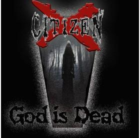 Citizen X - God Is Dead TAPE