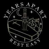 Years Apart - Rest Easy TAPE