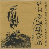 """Subvert - The Madness Must End 7"""""""