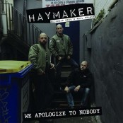 Haymaker - We Apologize To Nobody LP