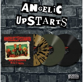 Angelic Upstarts - Bullingdon Saints LP