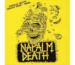 Napalm Death - Demos 1985-1986 LP