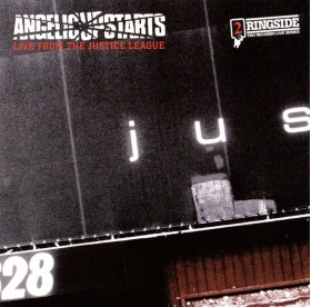 Angelic Upstarts - Live From The Justice League 2LP